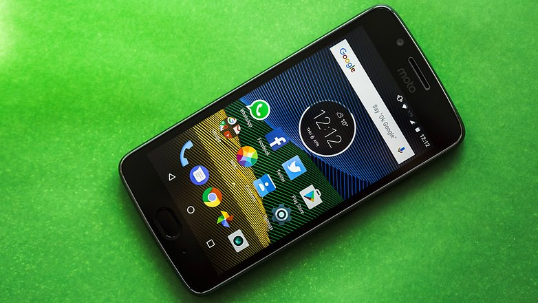 Motorola Moto G5 Itecom Digital