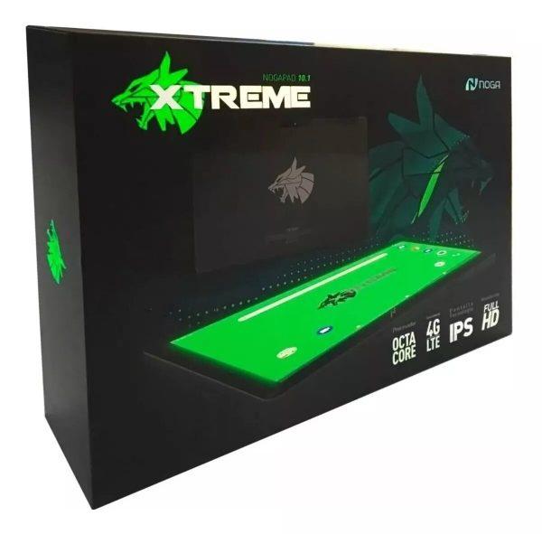 Tablet Noganet Xtreme 10 Pulgadas 4g Lte Octacore 3gb Ram 32gb