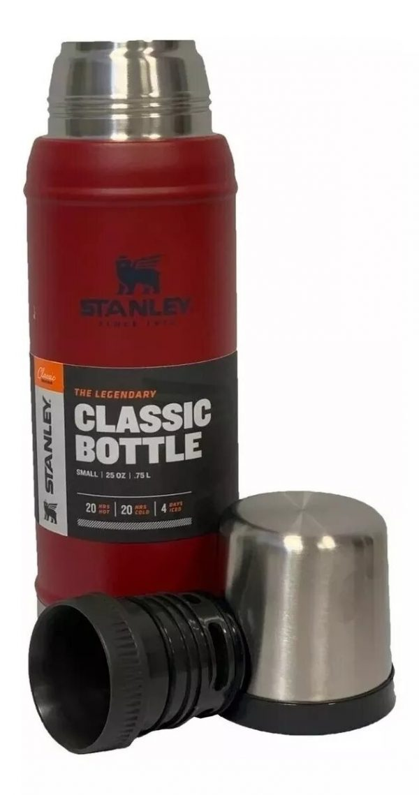 Termo Stanley Classic 750ml Frio/calor Original Pico Cebador