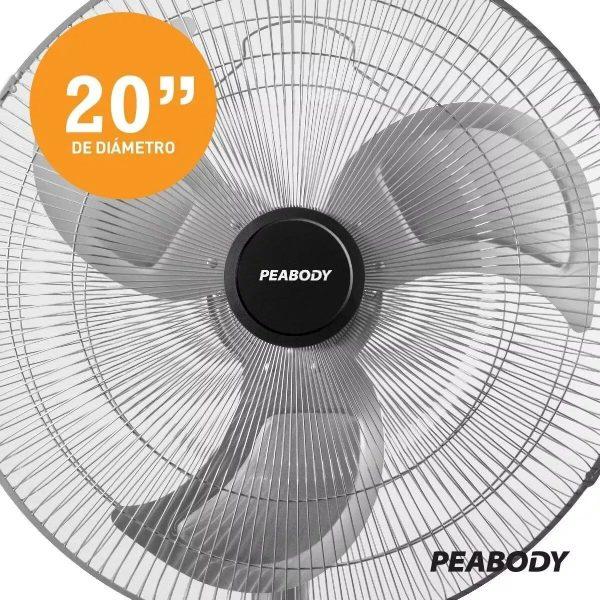 Ventilador De Pie Peabody 20 Pulgadas Pe-vp250