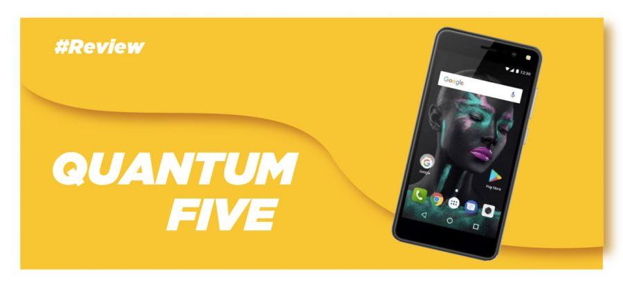 Celular Quantum Five