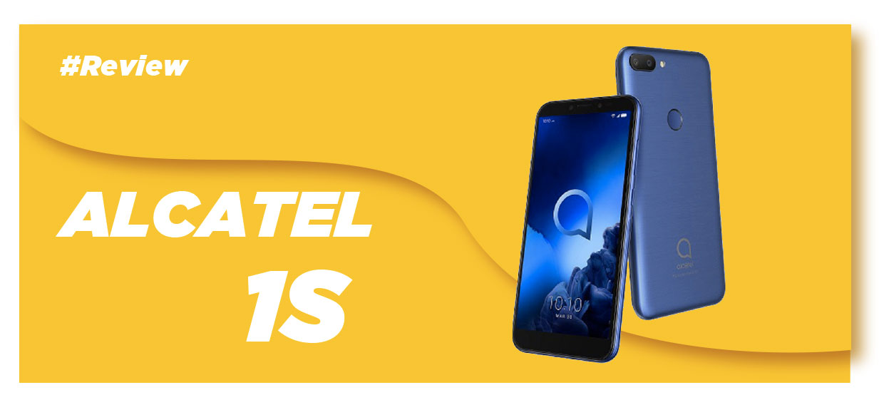 Review Alcatel 1S