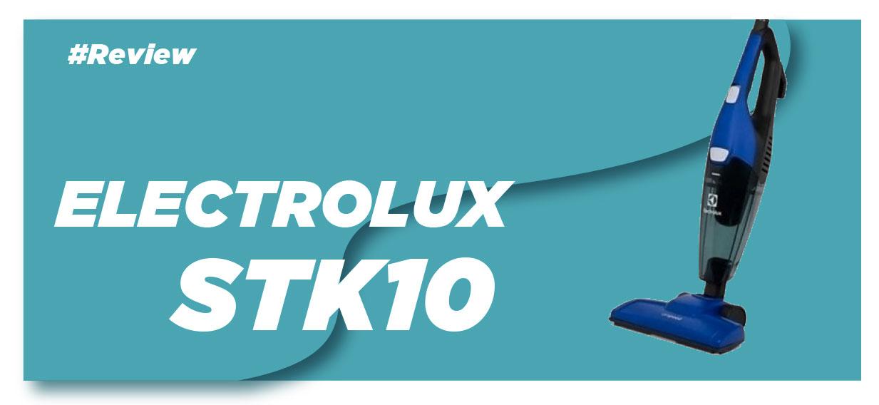 Review Aspiradora Electrolux STK10