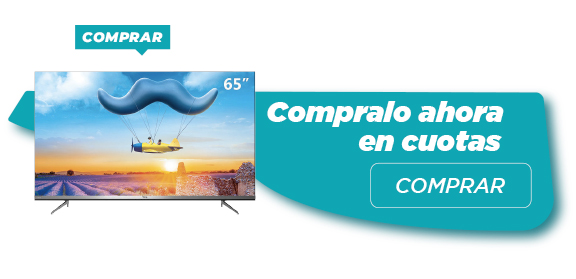 Smart TV TCL 65''