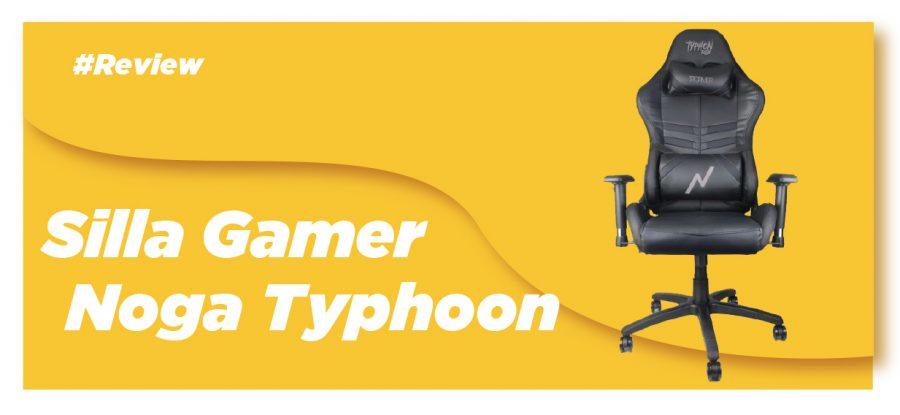Silla Gamer Noga Typhoon