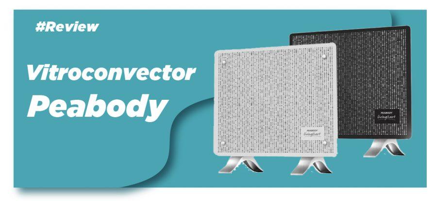 Calefactor vitroconvector Peabody