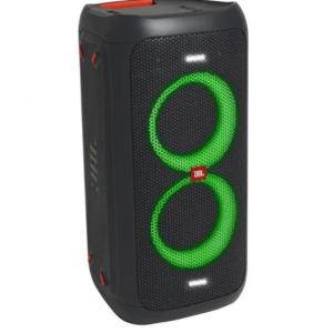 Parlante Jbl Partybox 100 Bluetooth Batería Luz Led