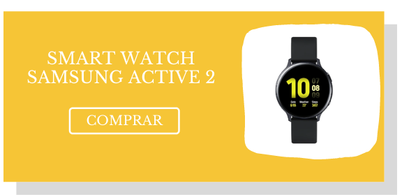 Comprar samrt watch