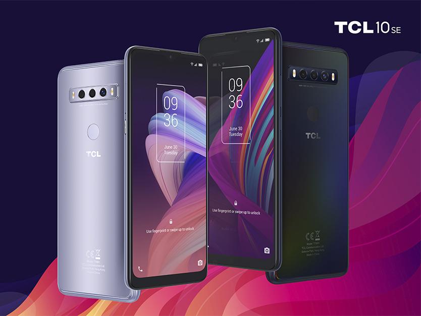 Celular TCL 10Se 4GB