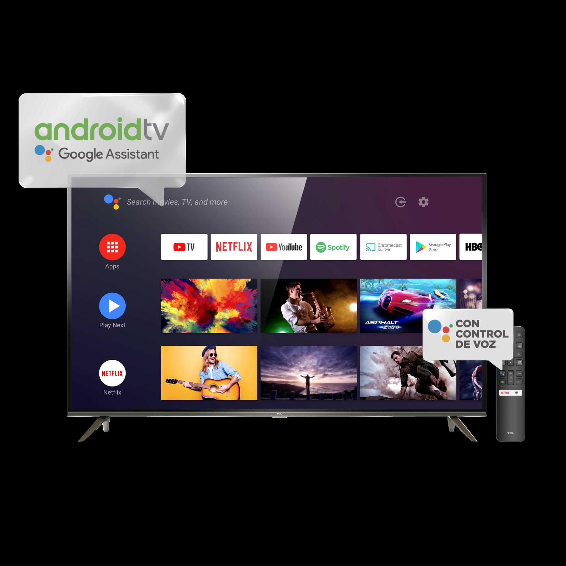 Smart Tv Tcl 75 4k Ultra Hd L75p8m