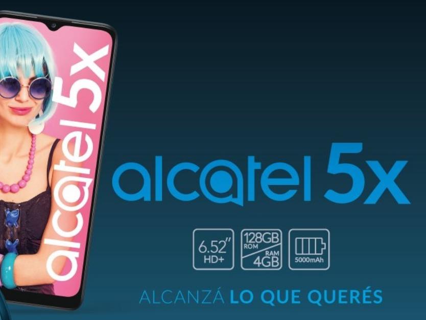 Celular Alcatel 5x 128GB