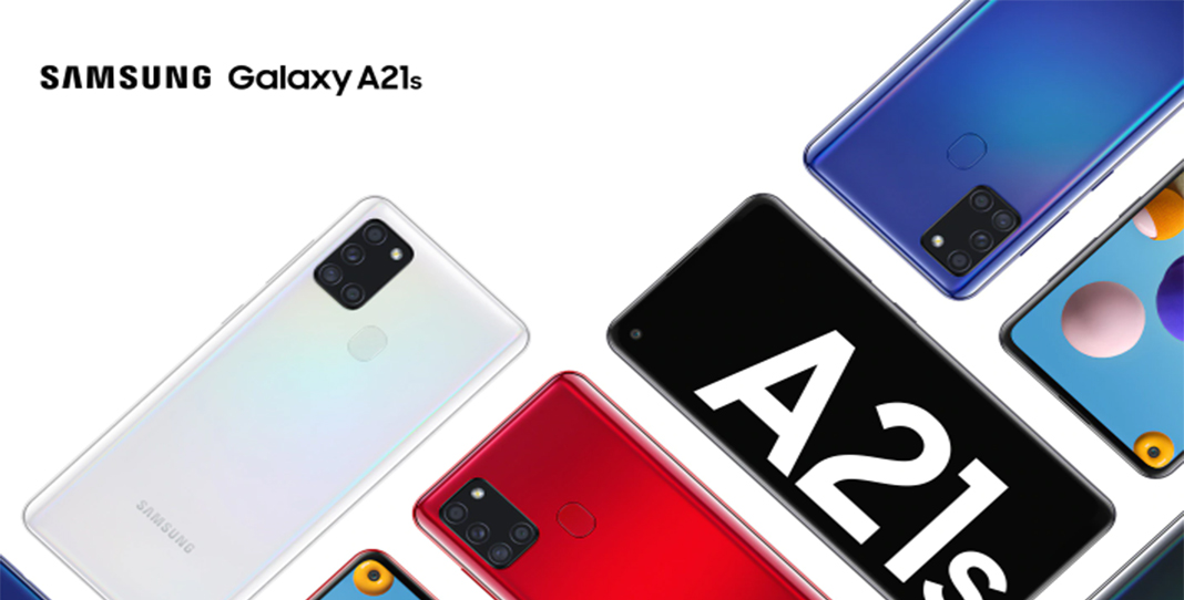 Celular Samsung Galaxy A21s 128GB