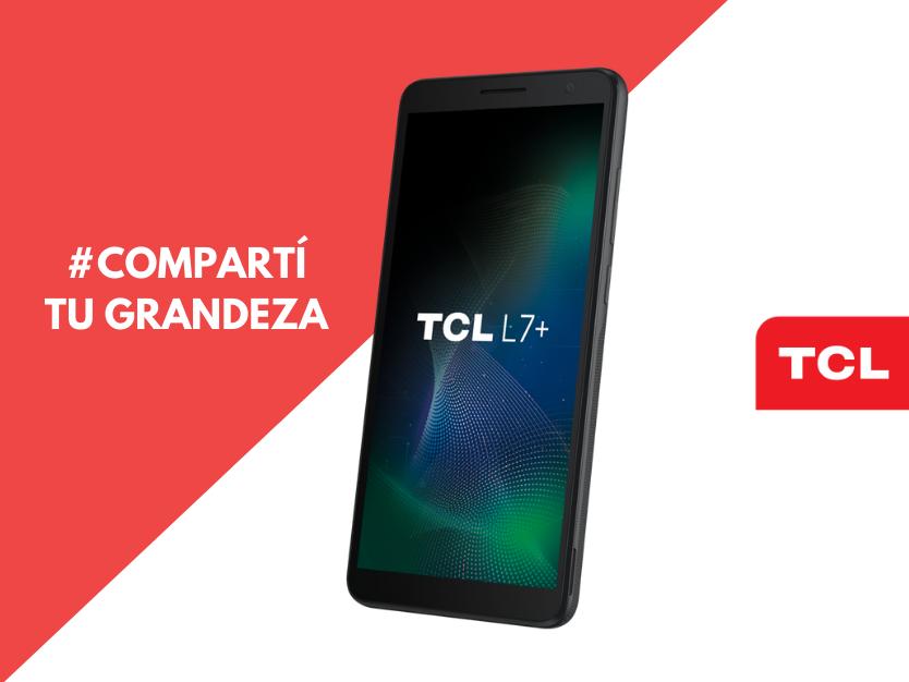 Celular TCL L7+ 32GB