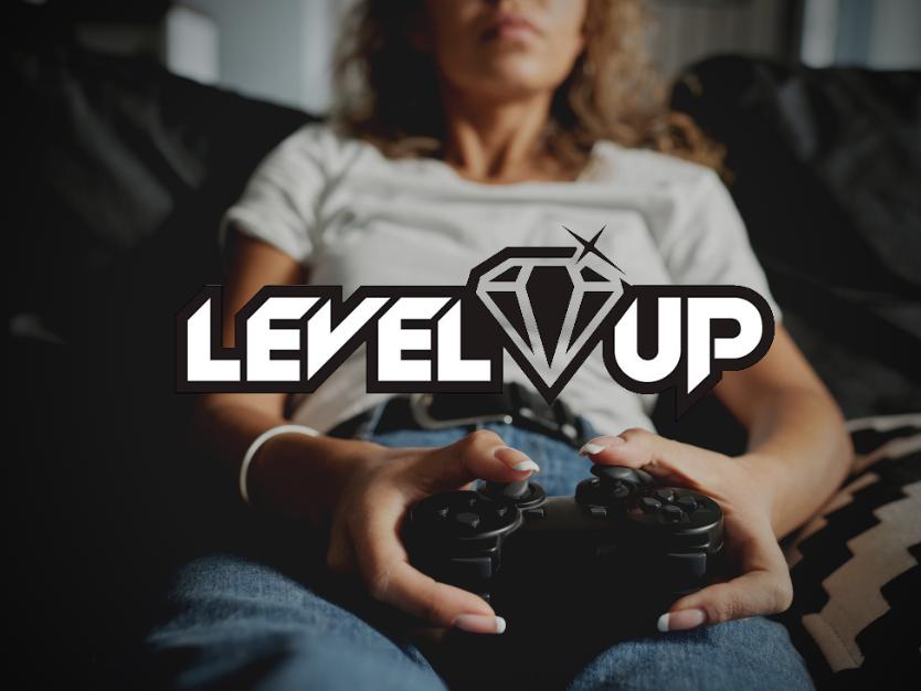 """Monitor Gamer Level Up 24"""" Full HD 144hz"""