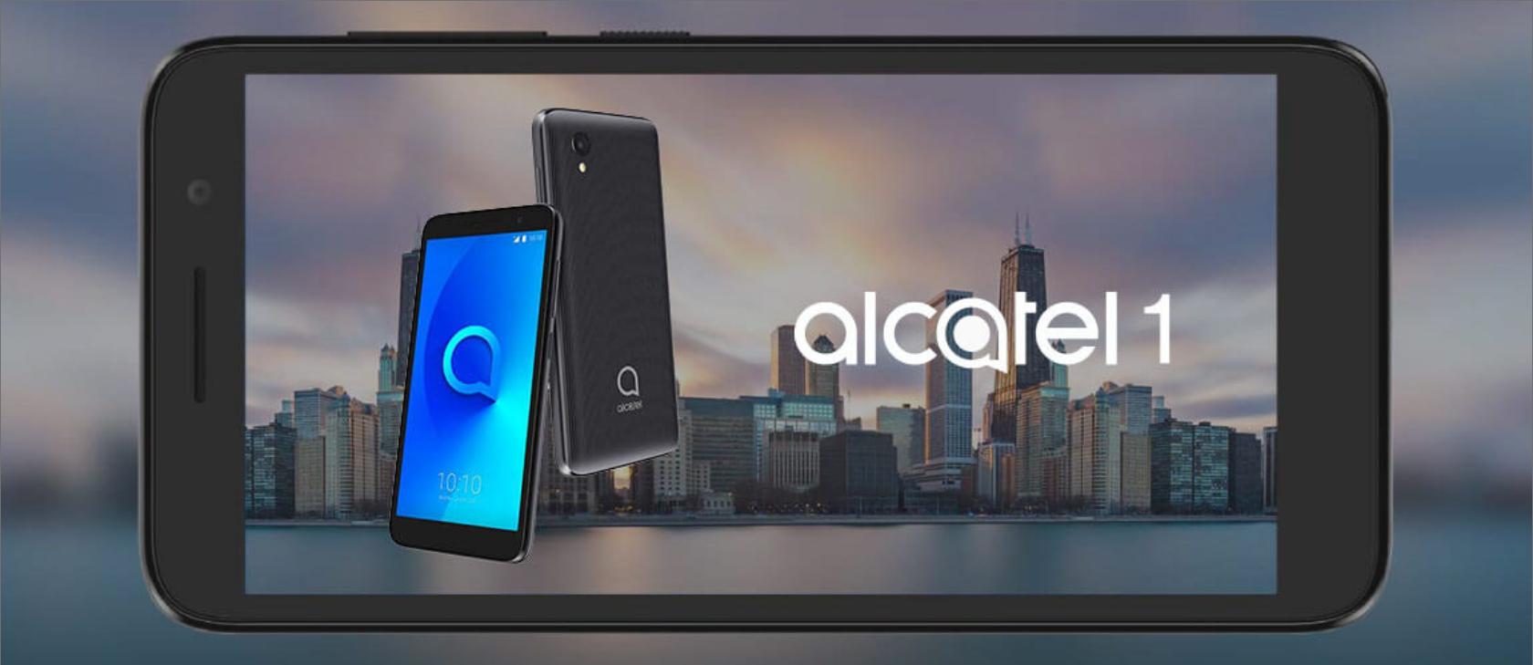 Celular Alcatel 1 16GB