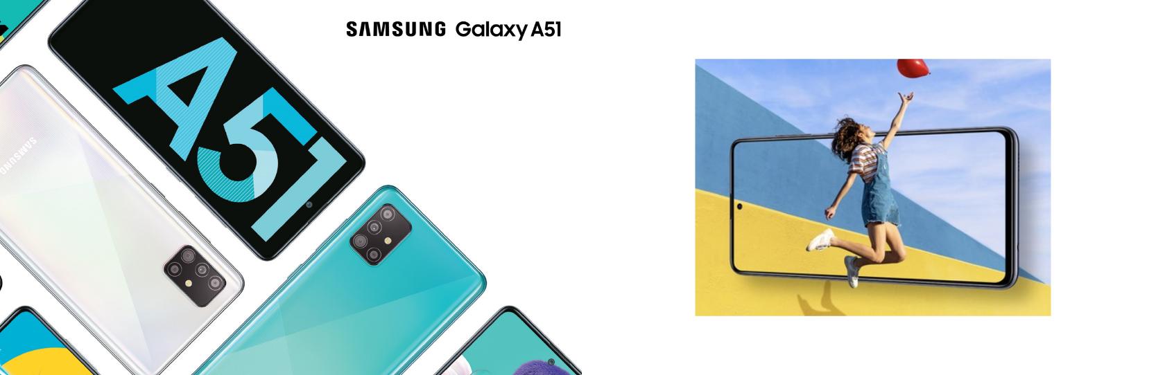 Samsung Galaxy A51 128GB