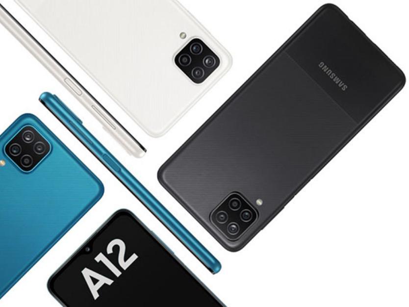 Celular Samsung Galaxy A12 64GB