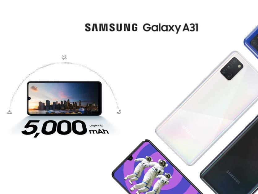 Celular Samsung Galaxy A31 128GB