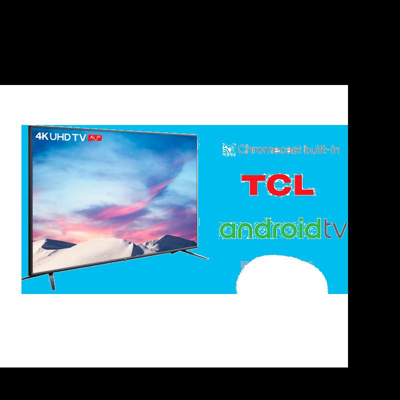 """Smart Tv TCL 50"""" 4k UHD 50P8m"""