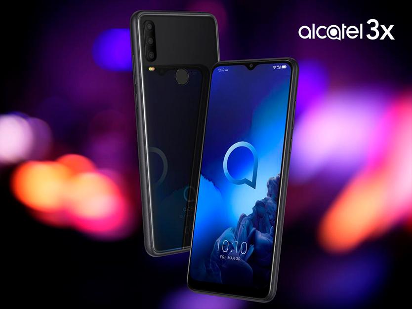 Celular Alcatel 3X Plus 64GB