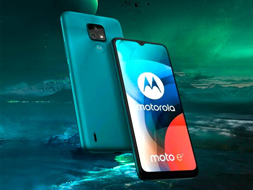 Celular Motorola Moto E7 32GB