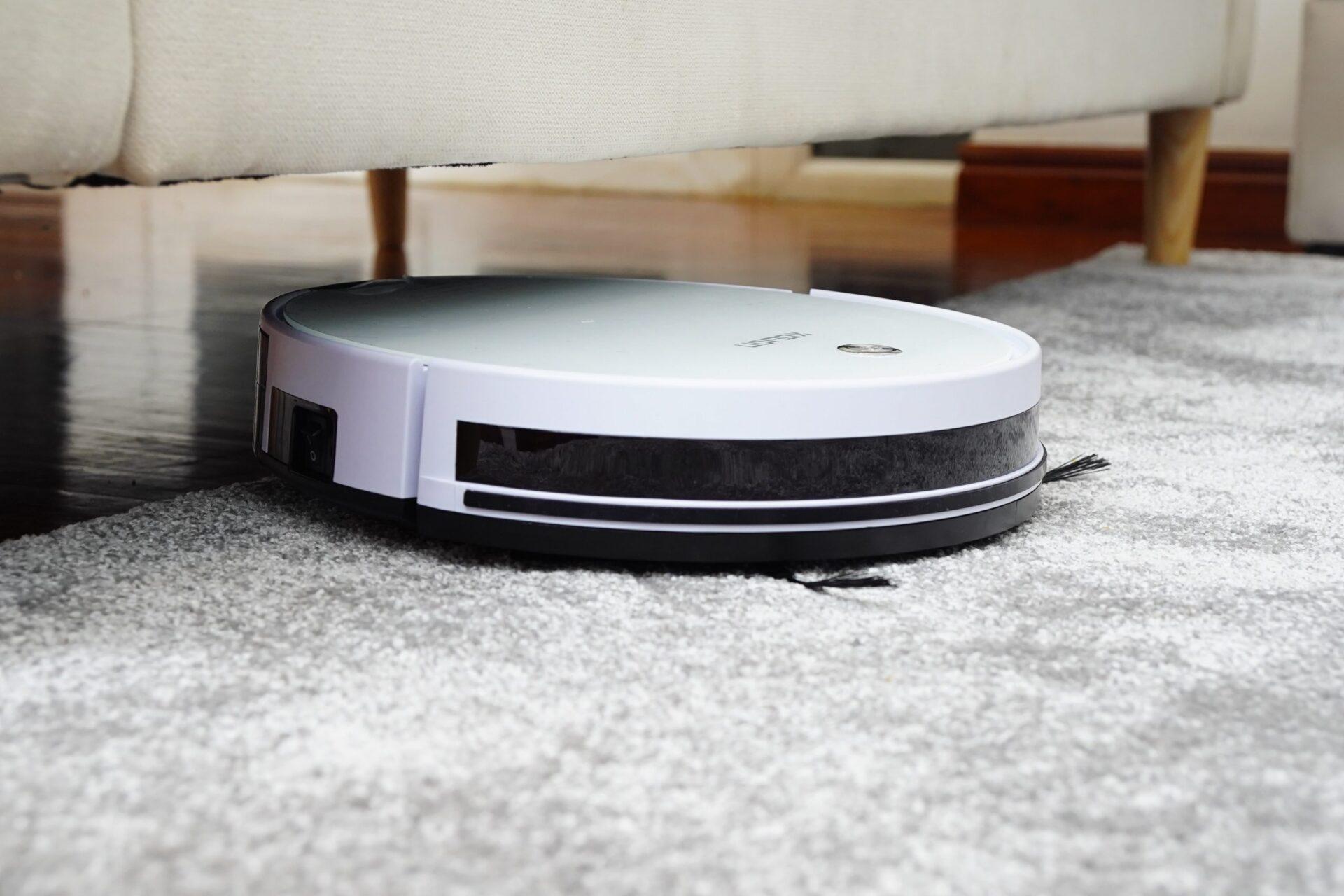 Aspiradora Inteligente Robot Warptech Wt1000