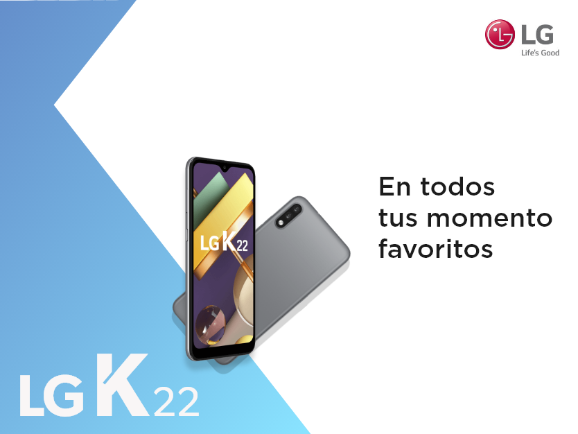 Celular LG K22 32GB