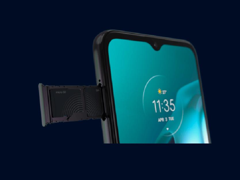 Celular Motorola G30 128GB