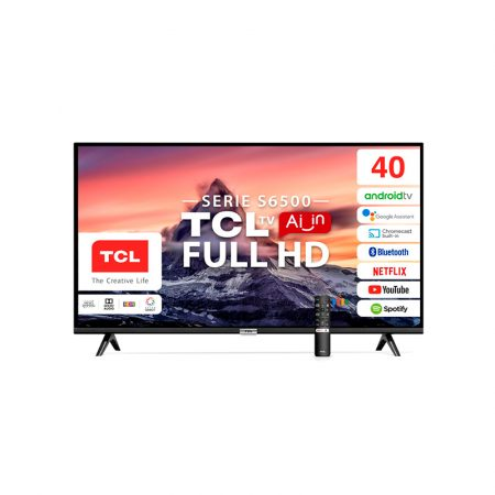 Smart TV TCL 40″ LED Full HD L40S6500