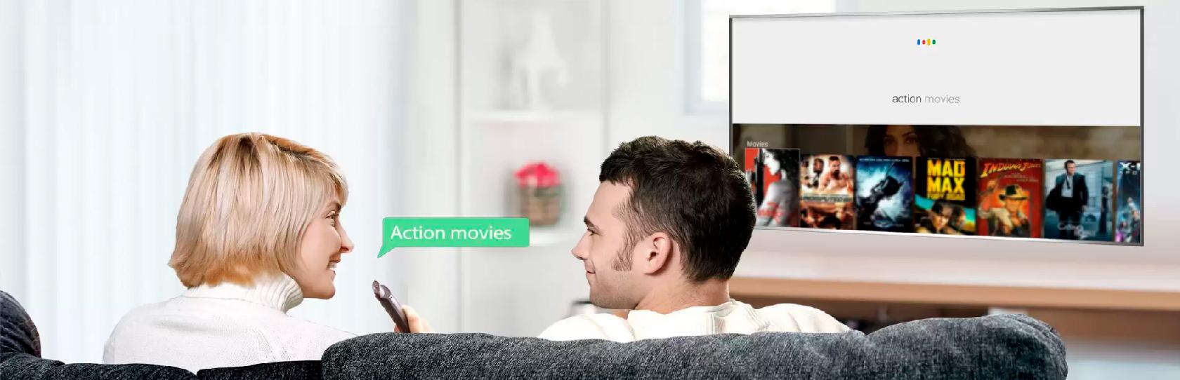 "Smart Tv TCL 65"" 4k UHD L65P8M"