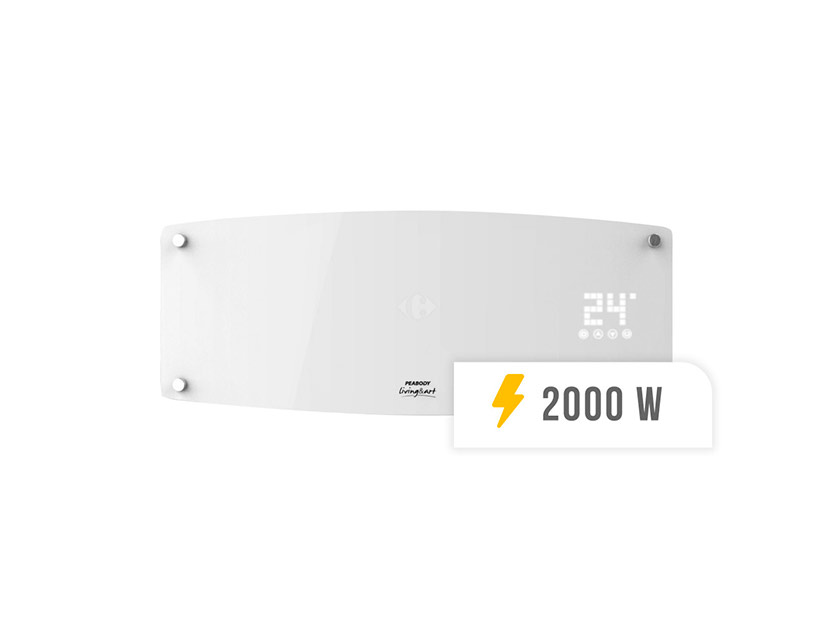 Calefactor Split Peabody Pe-cv20 Digital Touch blanco