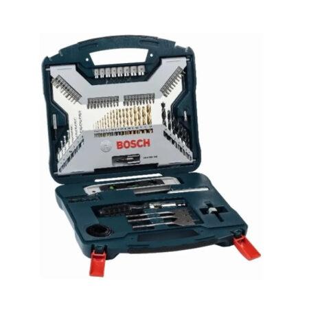 Maletín Kit Bosch X-Line 100 piezas