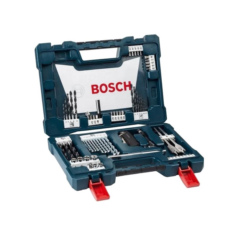 Maletín Kit Bosch V-Line 68 piezas