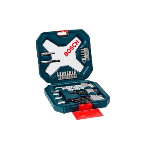 Mechas y puntas Bosch X-Line 34 piezas