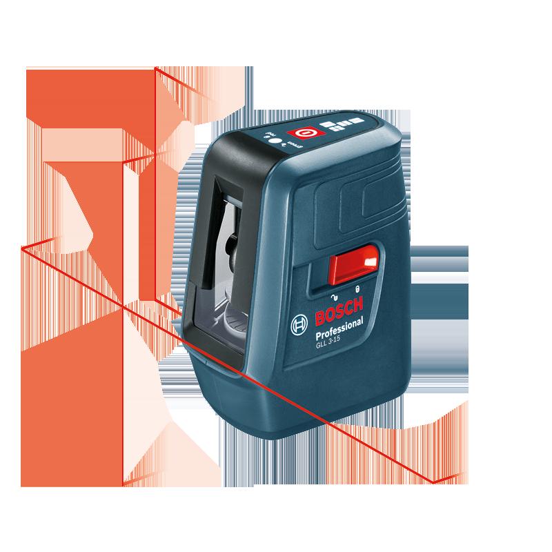 Nivel Laser Autonivelante Bosch GLL 3X