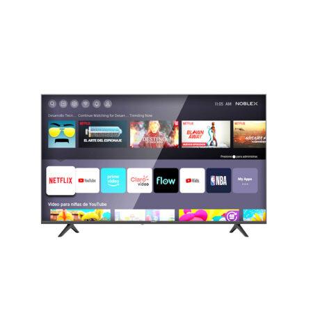 Smart TV Noblex 50″ 4K LED Nitid UHD DK50X6500