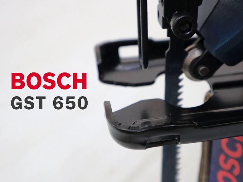 Sierra Caladora Bosch GST650 450W