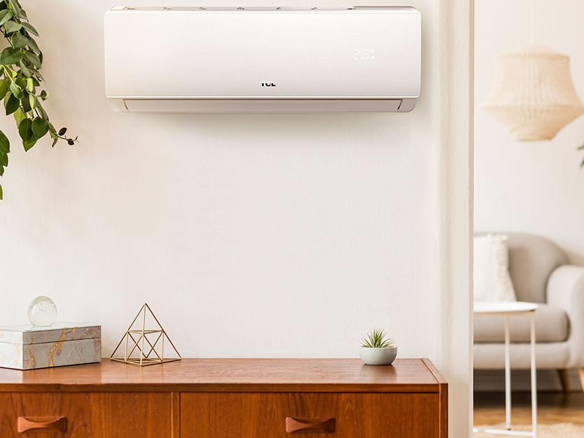 Aire Ac. Split TCL Frío/calor TACA-6400FCSA/EL