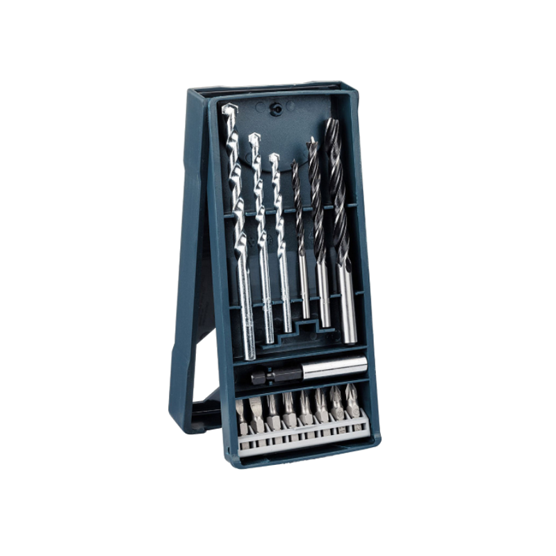 Mechas y puntas Bosch Mini X-Line 15 piezas