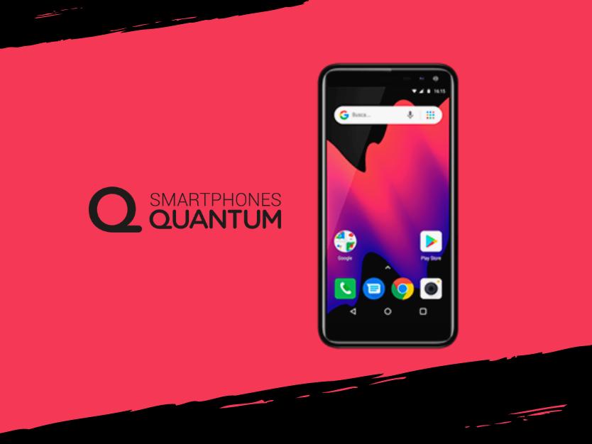 Celular Quantum Up 32GB