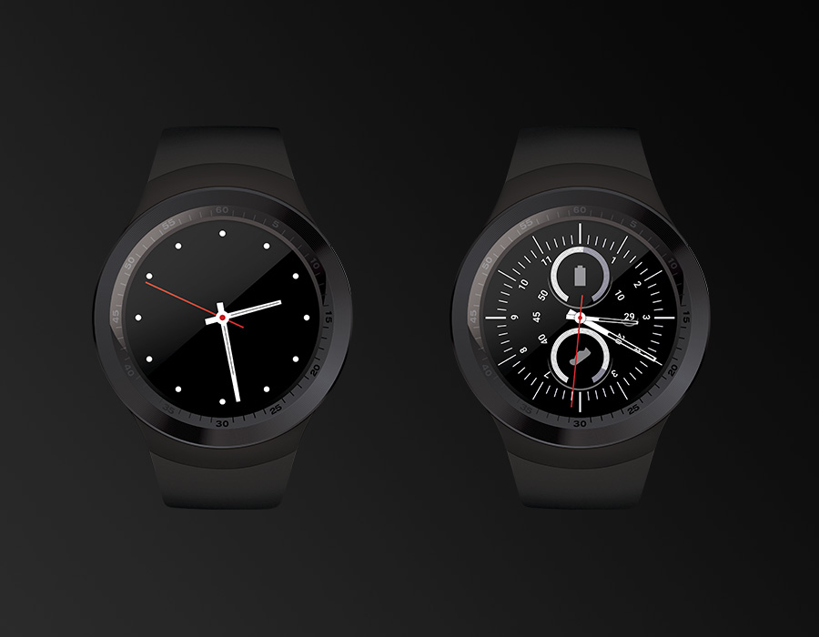 Reloj Inteligente Smartwatch Level Up Zed 2