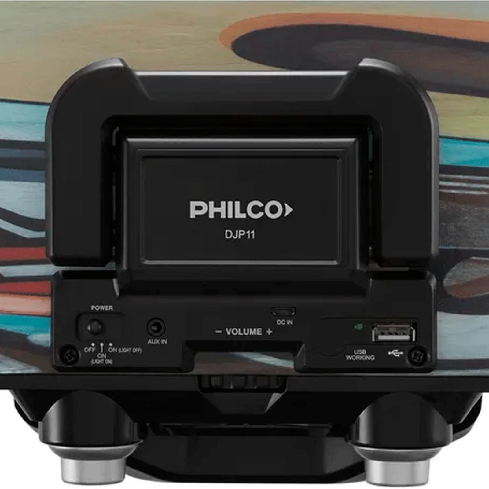 Parlante Philco DJP11